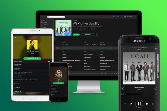 Spotify在美国推出付费播客订阅平台 挑战苹果播客