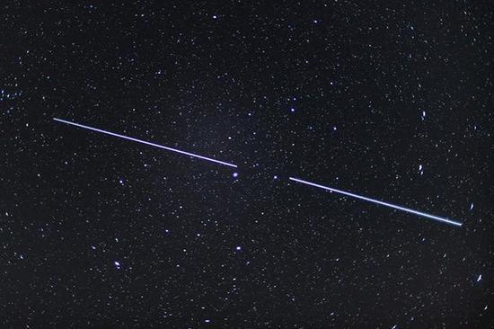SpaceX和OneWeb卫星险些相撞 仅相距50多米