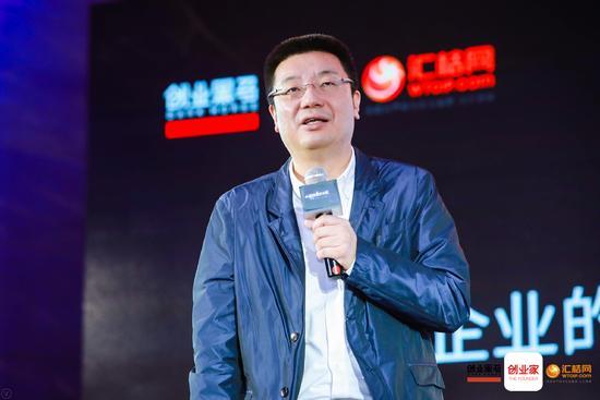 分众传媒江南春:独角兽做第一需要打赢消费者认知战