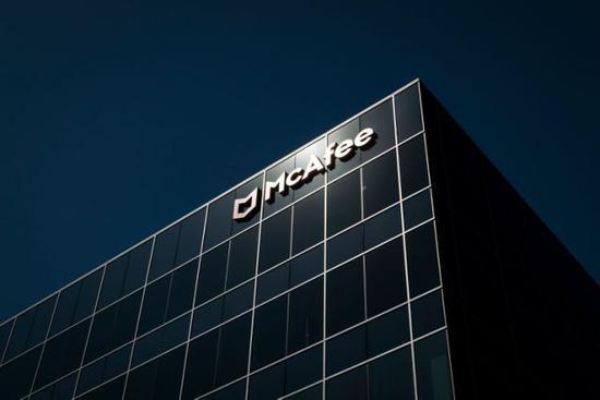 《【多彩联盟娱乐登录地址】网络安全公司McAfee周四上市 最多可获8.14亿美元资金》
