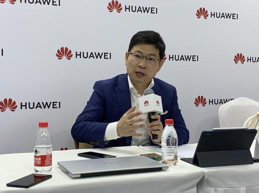 专访余承东:平板产品线差点被砍