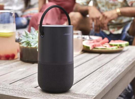 Bose发便携式家用音箱