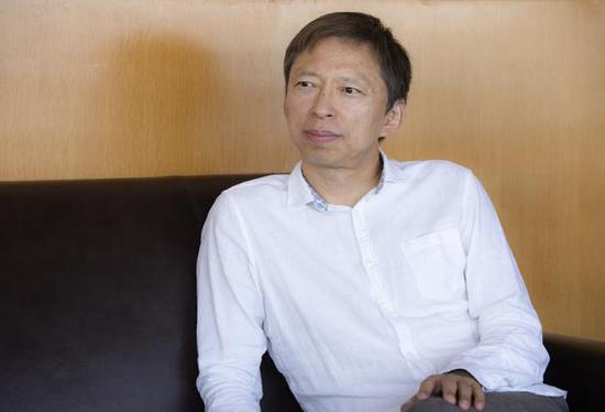 """张朝阳:不喜欢用""""狼性""""形容搜狐文化更关心未来盈利"""