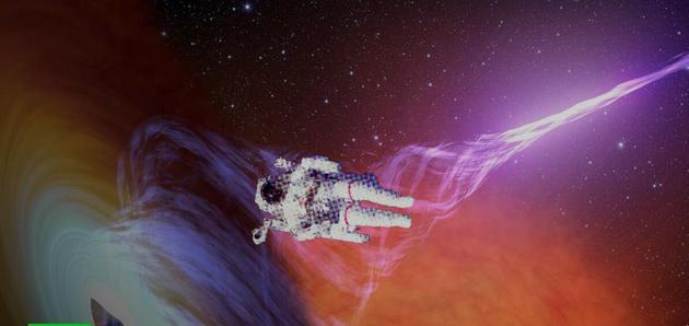 如果你被吸入一个具有电磁电荷的黑洞,一旦进入事件视界,你会发现自己面临某种完全陌生的事物:柯西视界