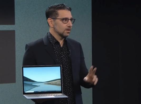 新增15寸版本Surface Laptop 3