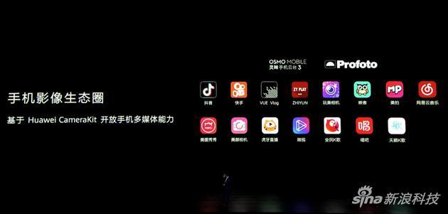 华为手机影像生态圈