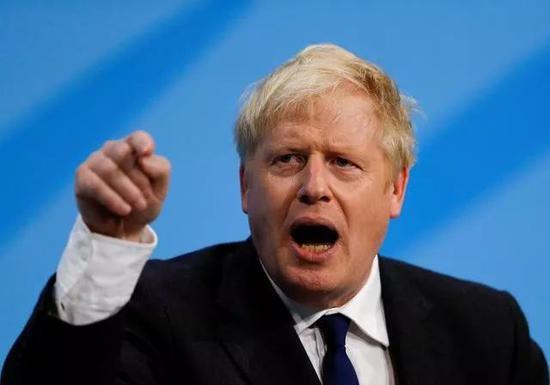 英国首相约翰逊:若反对华为 就必须告诉我替代选项