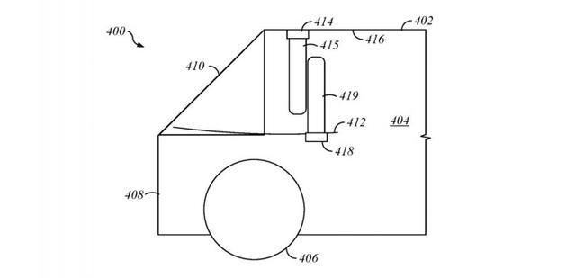苹果汽车配备特殊安全气囊 可使乘客免受飞来碎片伤害