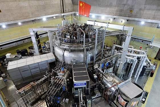 核聚变大科学工程 实现百秒量级强流负离子束引出