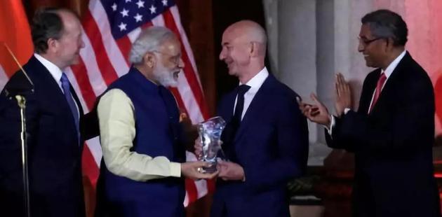 退出中国重注印度,亚马逊走对了路吗?