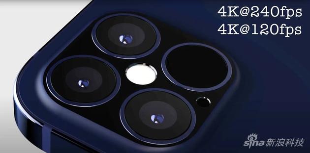 新iPhone將支持更高規格的視頻錄製(圖來自9to5mac)