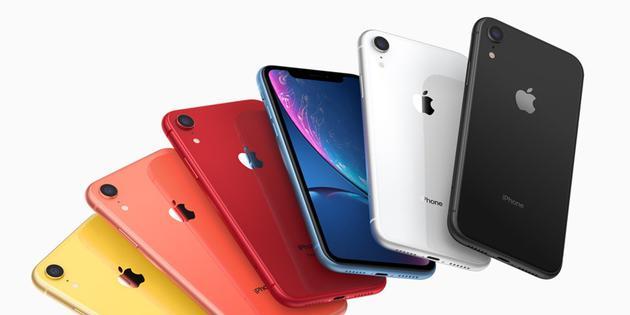 新iPhone XR将有两种新配色替代珊瑚色和蓝色