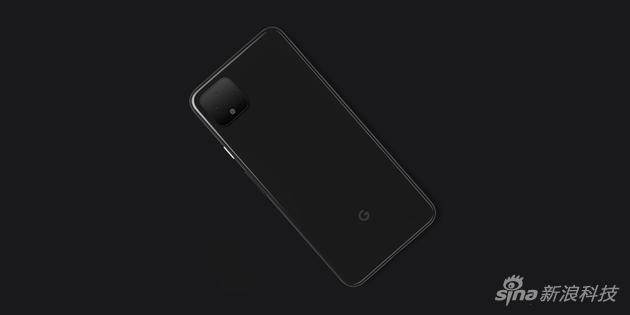 Pixel 4背部可能就是這樣的