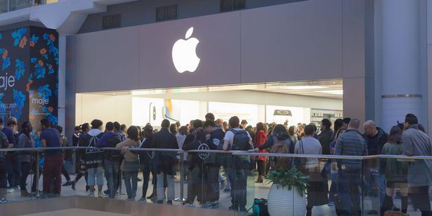 苹果公司明年iPhone的销售将实现两位数的增长(图片来自@9to5mac)