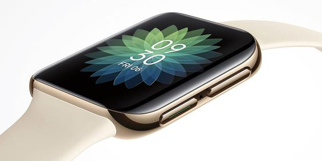 外媒:OPPO新产品酷似Apple Watch