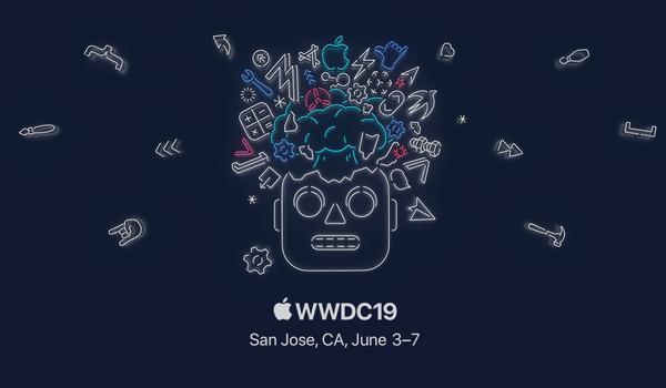 苹果公司发出邀请函:6月举行2019年WWDC大会