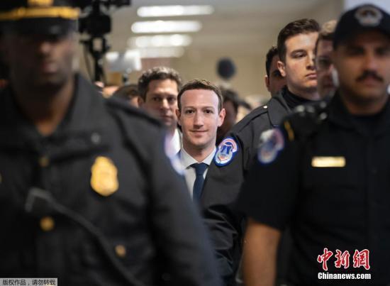 当地时间4月9日,脸书首席执行官扎克伯格在给美国国会的书面证词中表示,该公司在阻止网络信息被滥用方面做得不够好。
