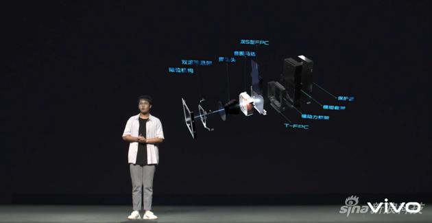 vivoX50微云台解析:5轴视频防抖手机摄像玩法多