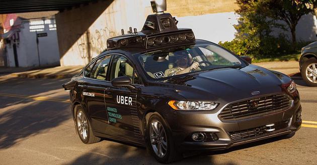 专家:Uber无人驾驶汽车传感器太少 难以发现行人