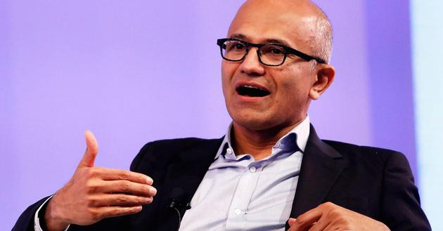 专访微软CEO纳德拉:我们方法先于世界变化