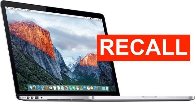 因电池故障存风险 部分MacBook Pro被禁止带上飞机