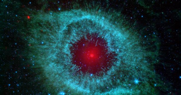 类星体新发现:可持续产生新恒星 改写星系死亡理论类星体黑洞