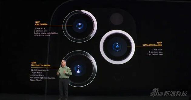 给手机加上三镜头不难,难得是三颗镜头调教到一致