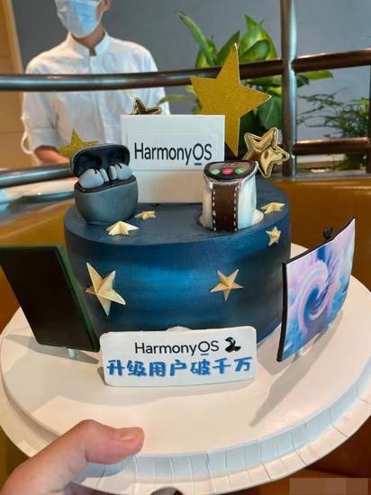 华为鸿蒙OS升级用户一周突破1000万