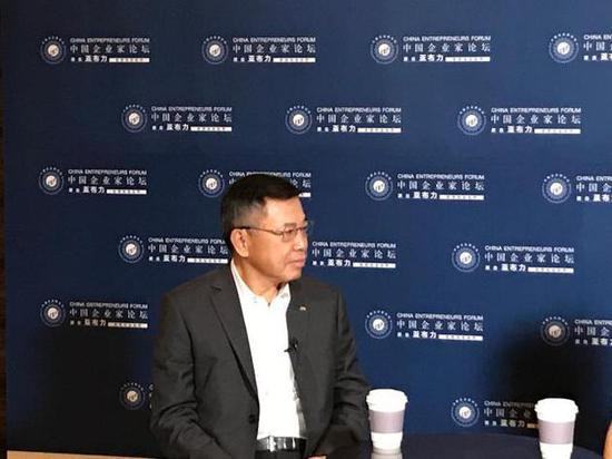 TCL創始人、董事長李東生