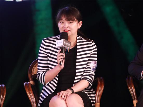 花点时间创始人、CEO朱月怡