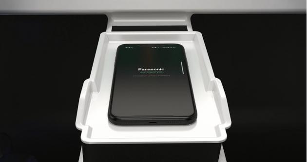 松下发布新型汽车无线手机充电器:让更多手机拥有充电机会