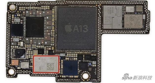 iPhone 11系列手机中加入U1芯片,与UWB技术有何关系