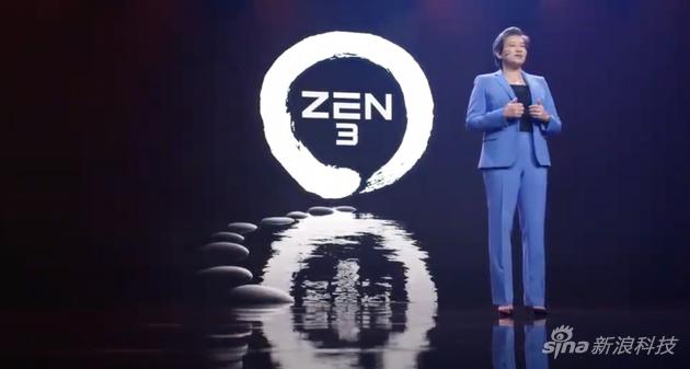AMD发布5000系列移动处理器:换装Zen3架构 续航大增