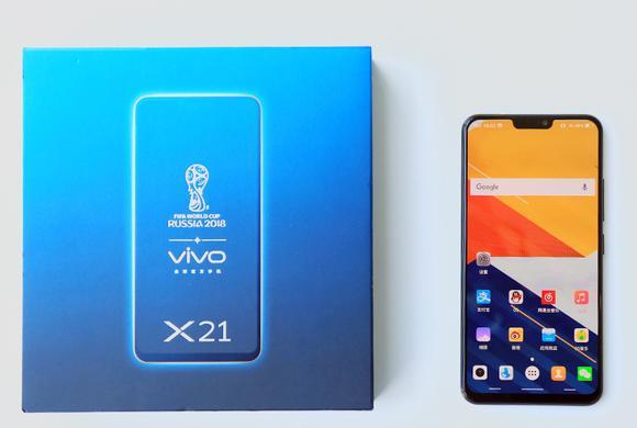 vivoX21图赏