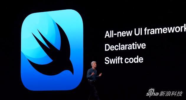 SwiftUI正式發佈