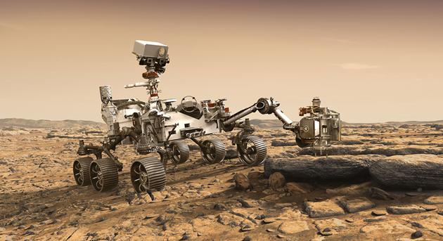 """在地球深层生物圈,科学家发现一些细菌,它们通过食用或者呼吸简单的地球燃料为自己充电。这或许是科学家开始在火星上寻找生命的重要线索,目前火星生命是美国宇航局""""毅力号""""探测车的主要勘测目标之一。"""