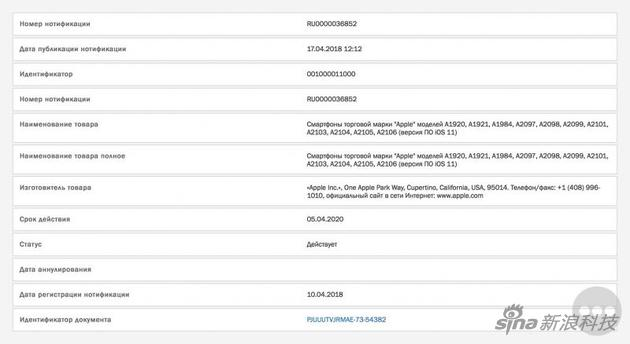 ECC网站上的报备表格