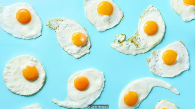 膽固醇被氧化時是有害的,但雞蛋中的抗氧化劑可以阻止這一過程的發生
