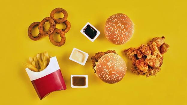 一些含有反式脂肪的油炸食品會增加我們的低密度脂蛋白水平