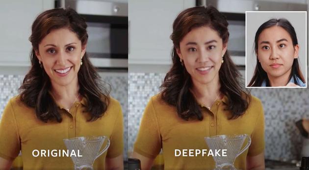 Facebook将禁止发布deepfake视频 尝试打击假新闻传播者