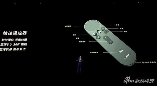 华为智慧屏遥控器