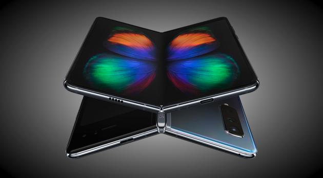 新春好物推荐之三星Galaxy Fold折叠屏手机