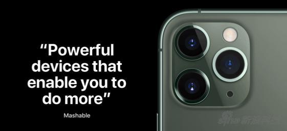iPhone 11系列外媒评测汇总:拍照是最大亮点