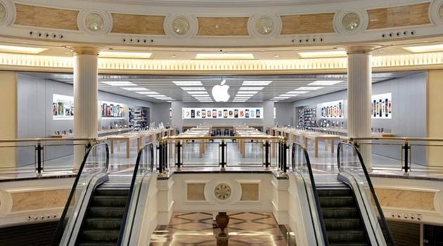 蘋果無限期關閉意大利所有17家零售店