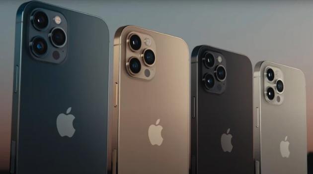 iPhone 12 Pro配6GB内存 iPhone 12和mini仍为4GB