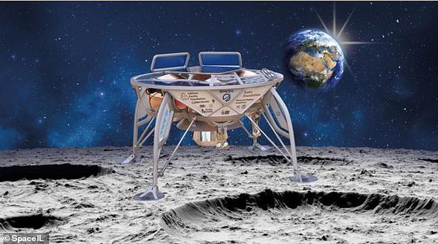 作为太空旅程的一部分,它将环?#39057;?#29699;运行大约6个星期,然后在4月初到达月球轨道,如果成功的话,它将在4月11日尝试登陆月球表面。