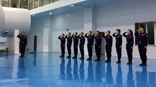 中国航天员