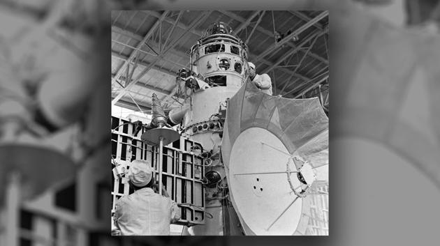"""2019年晚些时候,发射失败后一直停留在低地球轨道上的""""宇宙482号""""金星探测器可能就会坠落地球"""