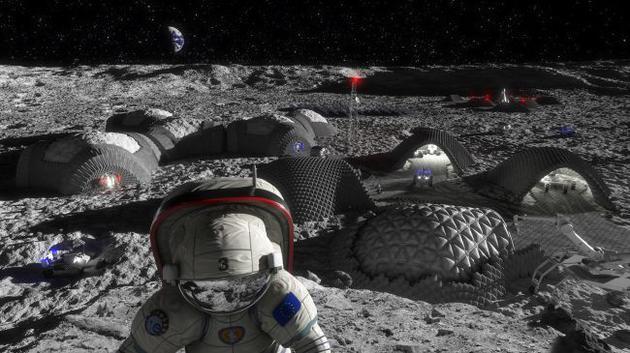 月球能承载多少人口?移居仍充满未知数月球承载人口