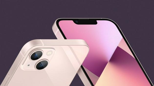 iPhone 13续航提升:5G/4G自动切换 比iPhone 12提升2.5个小时